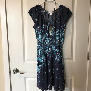 NWT Lauren Conrad floral dress